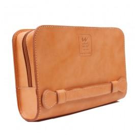 Mens bag organic leather 4246